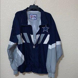 Men's retro Dallas Cowboys jacket